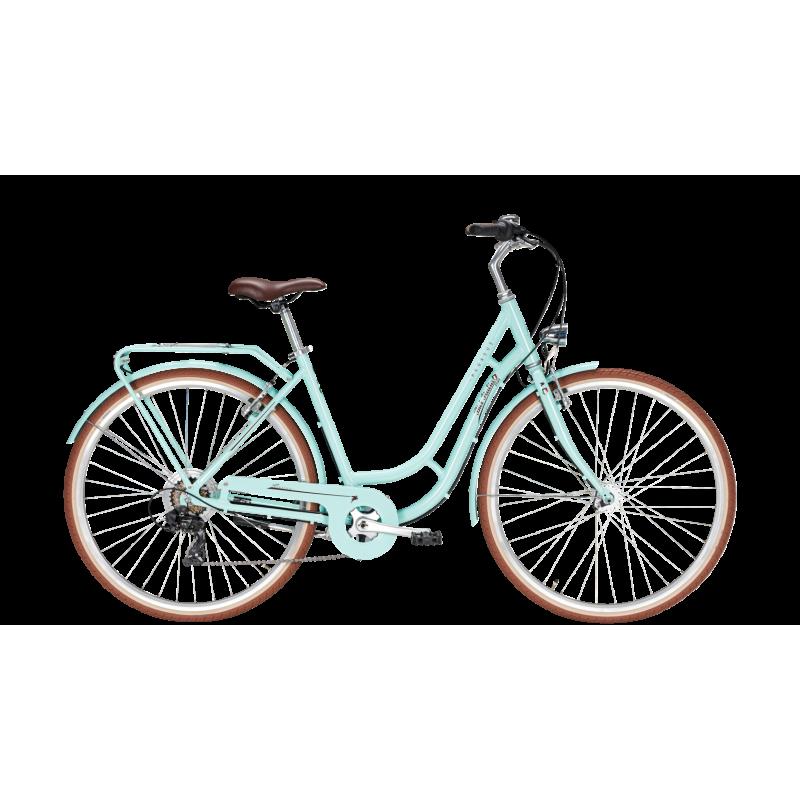 Pegasus Bici Italia 1949 bleu clair chez Val de Loire Vélo Tours Blois Taille 50