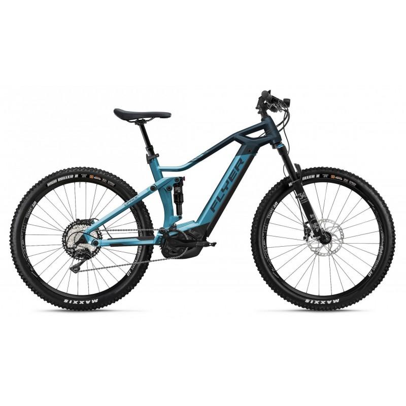 Flyer Uproc 3 4.10 bleu 625wh 2021 chez Val de Loire Vélo Tours Blois Taille M