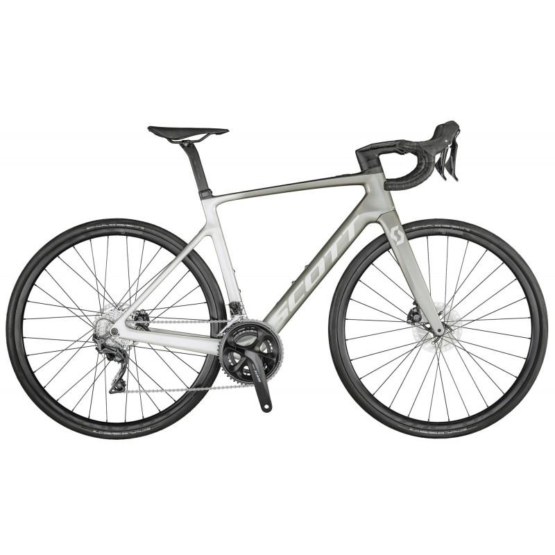 Scott Addict eRIDE 20 2021 chez Val de Loire Vélo Tours et Blois Taille XS