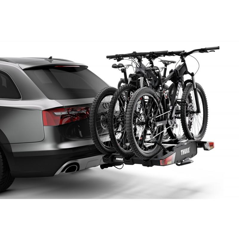 Thule Porte-vélo sur attelage EasyFold XT 3 noir