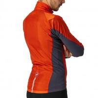 Castelli veste Squadra Stretch rouge Val de Loire vélo Taille M