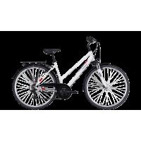 Pegasus Avanti 18 Trapeze 28'' blanc - VTC - Val de Loire vélo Taille 50