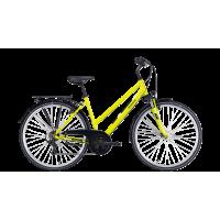 Pegasus Avanti 18 Trapeze 28'' jaune Val de Loire vélo Taille 50