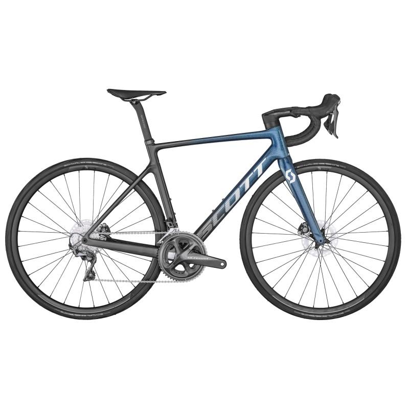 Scott Addict RC 40 bleu et gris Val de Loire vélo Taille XXS