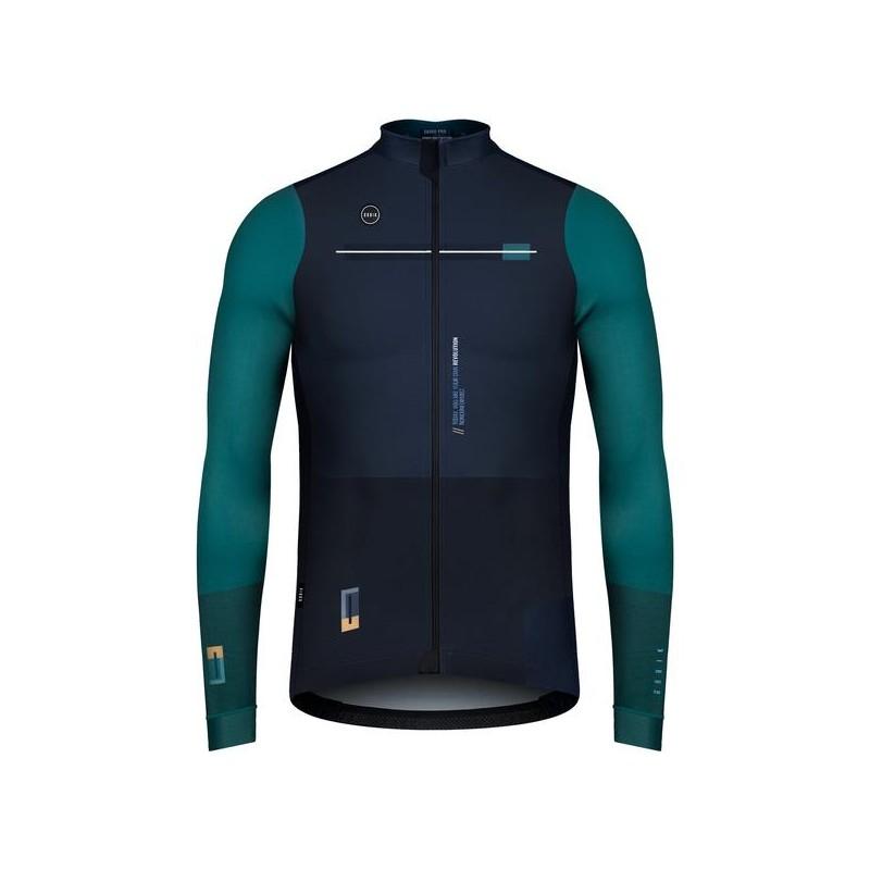 Gobik veste thermique Skimo Pro atlantic chez Val de loire vélo Taille XXS