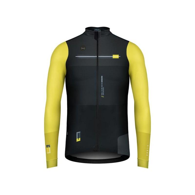 Gobik Veste thermique Skimo Pro citronell chez Val de Loire vélo Taille XXS