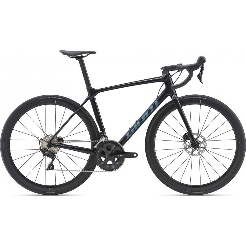 Giant TCR Advanced Pro 2 Disc le vélo de route chez Val De Loire Vélo Taille L