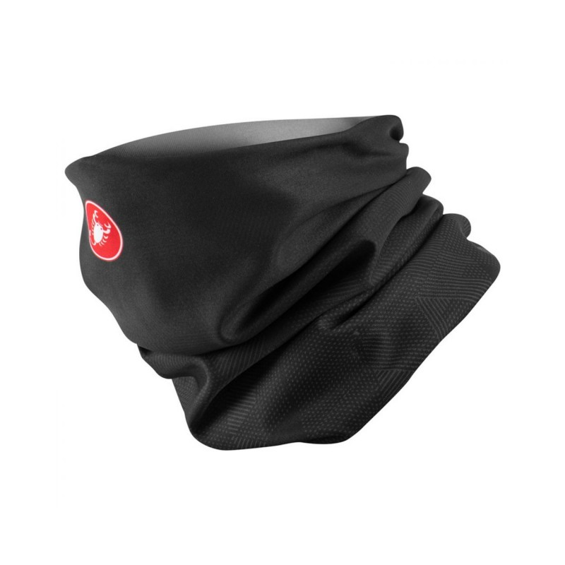 Castelli Tour de cou Pro Thermal noir chez Val de Loire Vélo