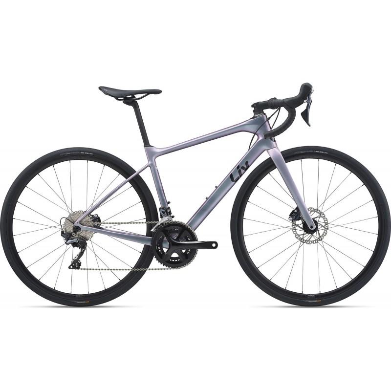 Liv Avail Advanced 1, vélo de route femme chez Val De Loire Vélo Taille XS