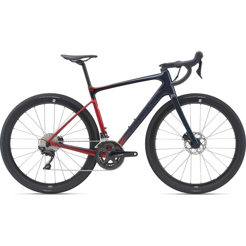 Giant Defy Advanced Pro 3 2021 chez Val De Loire Vélo Tours et Blois Taille XS