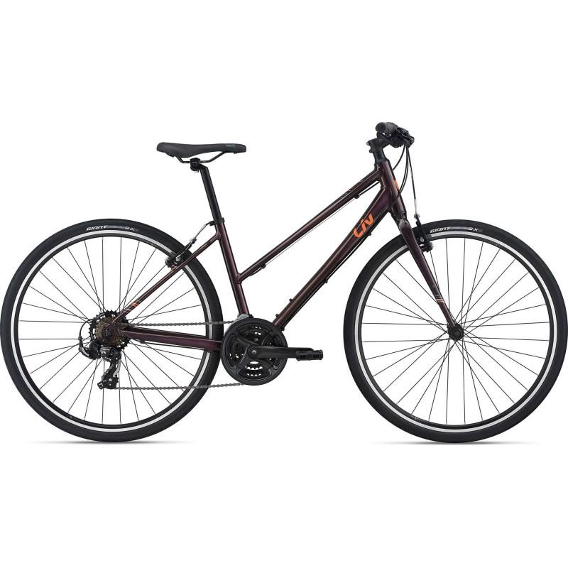 Liv Alight 3, vélo urbain femme chez Val De Loire Vélo Tours Taille XS