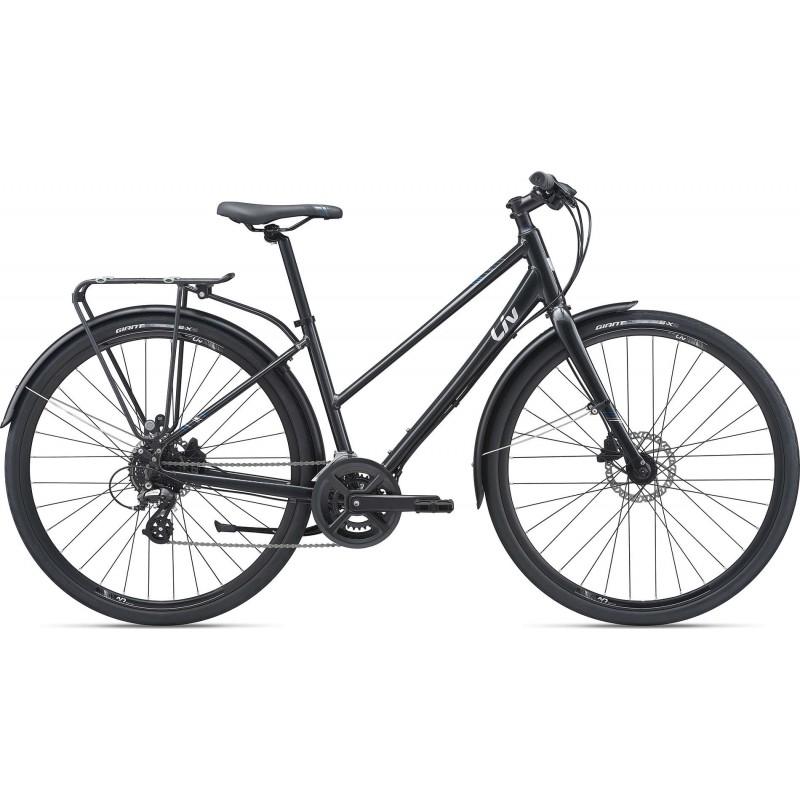 Liv Alight 2 City Disc, vélo urbain femme chez Val De Loire Vélo Tours Taille XS
