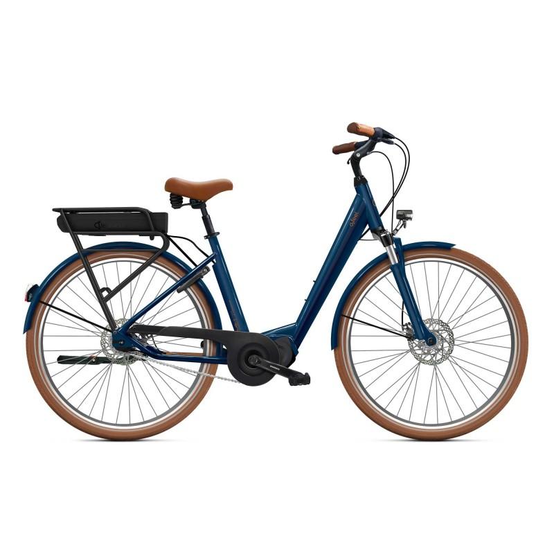 """O2feel Vog City Up 5.1 - Vélo électrique - Val de Loire Vélo Tours - Blois Couleur Bleu Boréal Batterie PowerPack 400 (432 Wh) Taille S - Roues 26"""""""