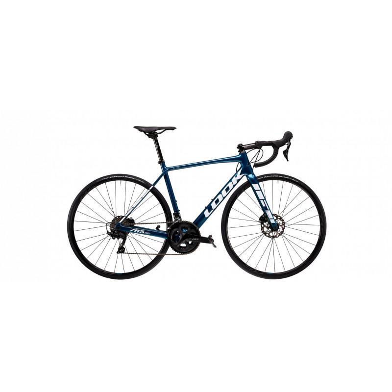 Look 785 Huez Disc Metallic Blue - Val de Loire Vélo Tours et Blois Taille M