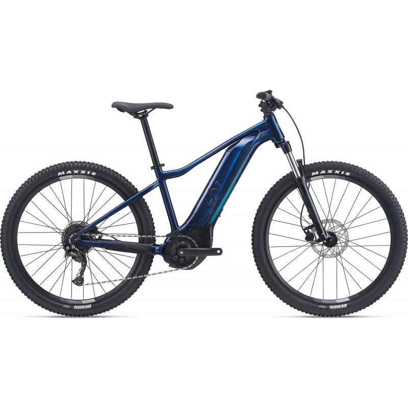 Liv Tempt E+ 1 2021-  VTT électrique femme chez Val De Loire Vélo Taille XS