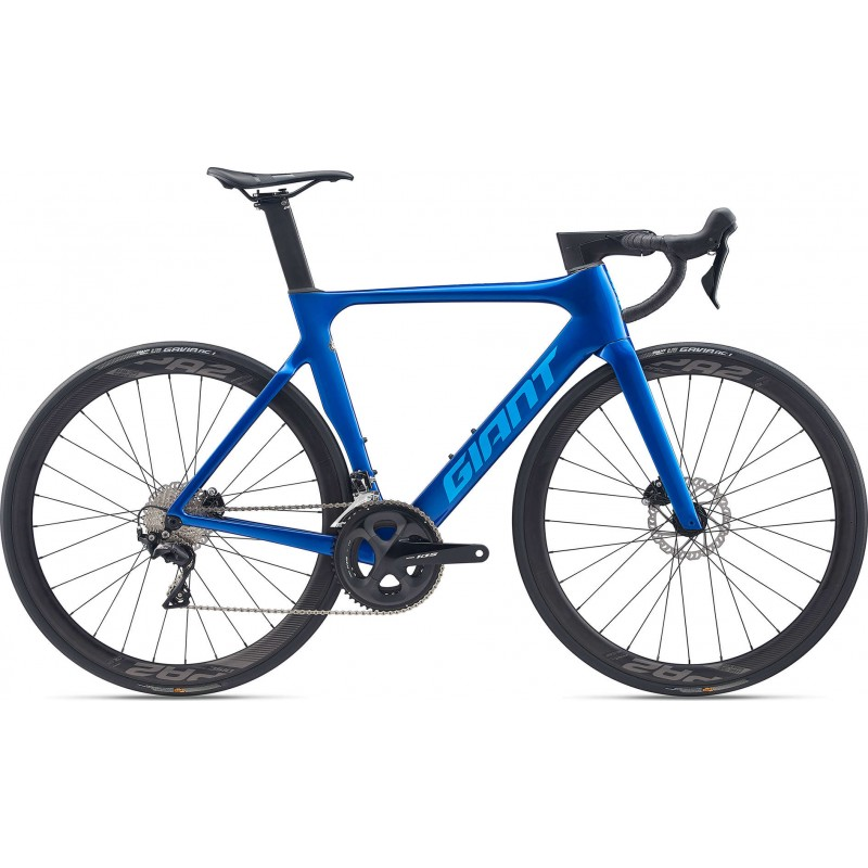 Giant Propel Advanced 2 Disc 2020, vélo de route Val De Loire Vélo Taille XS