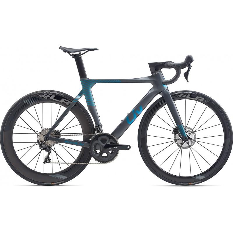 Liv Enviliv Advanced Pro 2 Disc 2020, vélo de route femme Taille XXS