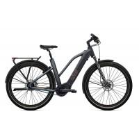 """O2feel Vern Urban Power 9.1 - Vélo électrique - Val de Loire Vélo Tours et Blois Batterie iPowerPack Advanced 432 Taille M - Roues 27.5"""" Couleur Gris Anthracite"""