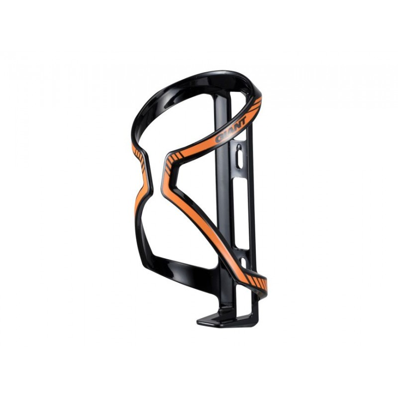 Giant Porte-bidon Airway Sport noir-orange chez Val de Loire Vélo
