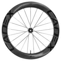 Cadex Roue avant Tubeless 65 Disc chez Val de Loire Vélo