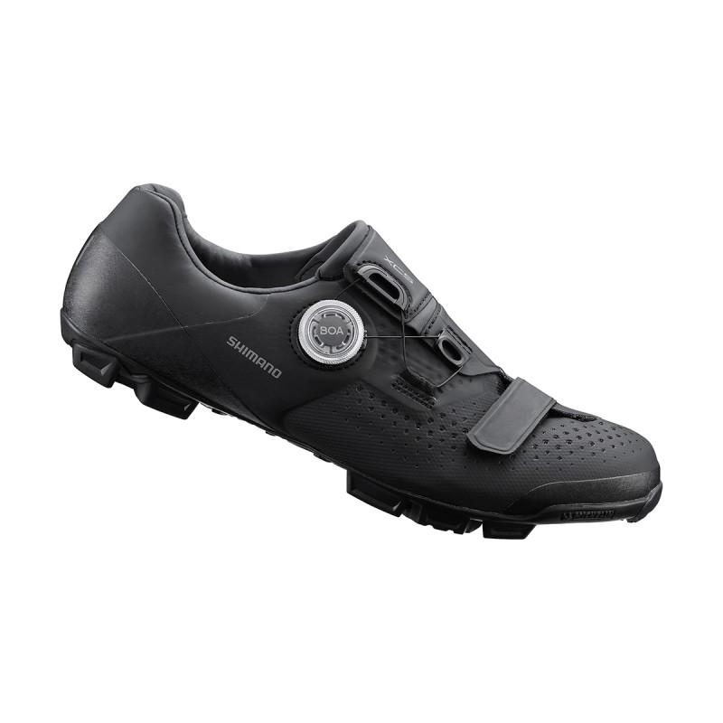 Shimano Chaussures XC500 - Val de Loire Vélo Tours-Blois Couleur Noir Taille 44