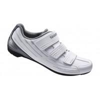 Shimano Chaussures RP2 Femme - Val de Loire Vélo Tours-Blois Couleur Blanc Taille 37