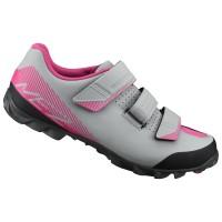 Shimano Chaussures ME200 Femme - Val de Loire Vélo Tours-Blois Couleur Gris Taille 37
