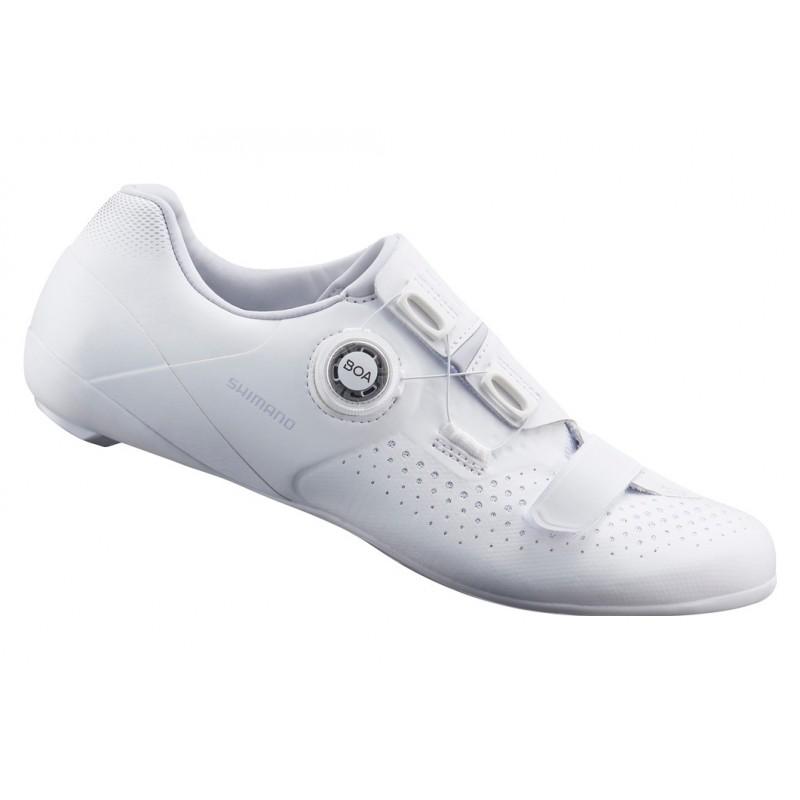 Shimano Chaussures R106 - Val de Loire Vélo Tours-Blois Couleur Blanc Taille 46