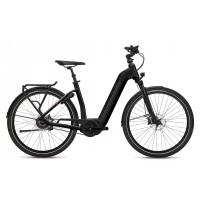 """Flyer Gotour6 7.10 Taille S Couleur Noir Tailles de roues 28"""" Batterie 500 Wh"""