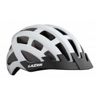 Lazer Compact - Val de Loire Vélo Tours-Blois Couleur Blanc