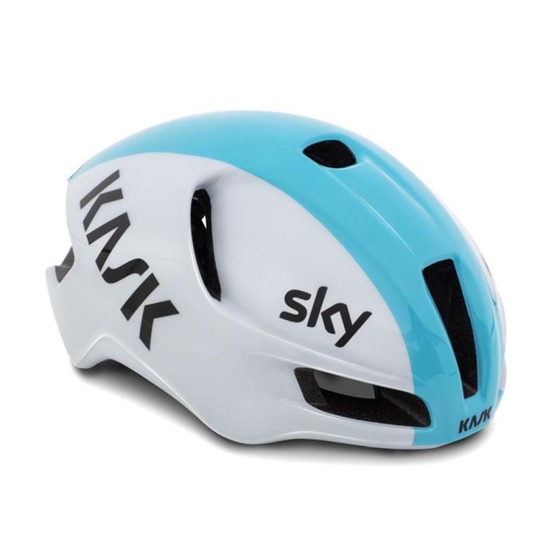 Casque Route Kask Utopia Team Sky - Val de Loire Vélo Tours-Blois